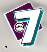 ABC Channel 7 pin