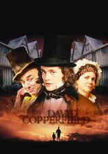 DAVID COPPERFIELD Hallmark TV-mini-series, 2 vhs videos, HUGH DANCY, SALLY FIELD