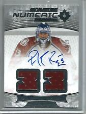 Patrick Roy 16/17 Ultimate Collection Autograph Game Used Jersey #05/15
