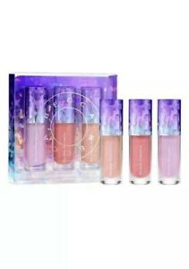 New Becca Cosmetics Becca X Barbie Ferreira Prismatica Lip Gloss Trio Kit