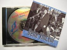 """GENE VINCENT """"BEBOPALULA"""" - CD"""