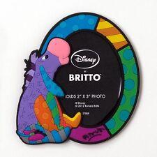 Romero Britto Magnetic Eeyore Vinyl Photo Frame ** NEW **
