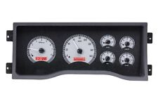 Dakota Digital 95-98 Chevy GM Full Size Pickup Analog Gauge Kit VHX-95C-PU-S-R