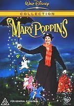 Mary Poppins * NEW DVD * Julie Andrews Dick Van Dyke (Region 4 Australia)