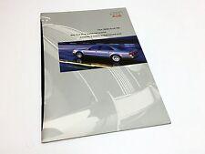 1999 Audi A8 Brochure