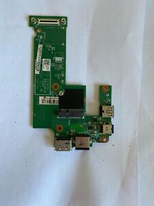 DELL INSPIRON 15R N5010 DC SOCKET/ESATA/USB/LAN BOARD