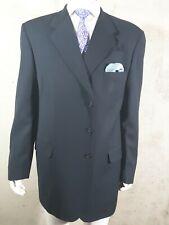 Biella Marco 100% Pure Wool Men 2 Piece Suit Size 48L