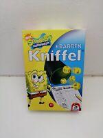Sponge Bob Krabben Kniffel Yahtzee von Schmidt Spiele Gesellschafts Familien