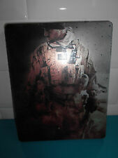 17.5.21.9 Steelbook seul MEDAL OF HONOR Warfighter jeu X box 360 PS3 boite métal
