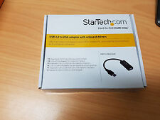 Brand NEW StarTech.com USB 3.0 to VGA Adapter with Onboard Drivers