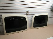 1978-1982 CORVETTE T-TOP GLASS  MOON ROOF THOMPSON ASTRO PAIR