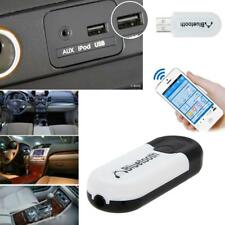 USB Bluetooth Audio Adapter Auto KFZ Empfänger Wireless Dongle Radio Musik AUX