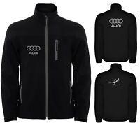 Audi Softshell Jacket Coat Veste Mantel S-line quattro Outdoor Jacke Gift RS DTM
