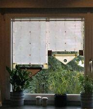 Handgefertigte moderne Bistro -/Scheibengardinen fürs Wohnzimmer ...