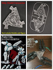 EffectsWings 3-Shields Connector for Bandai 1/60 PG RX-0 Unicorn Gundam