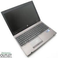 HP ProBook 6570b Intel Core i5 4GB 8GB RAM 128GB 256GB 512GB 1TB SSD DVD USB 3.0