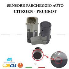 SENSORE PARCHEGGIO AUTO VEICOLI CITROEN C4 PEUGEOT 207 OEM 9653849080 SENSORI