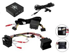 Connects2 BMW Wireless A2DP streaming Bluetooth Vivavoce 3,5 mm AUX Quadlock