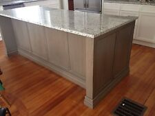 Kitchen cabinet island panels (back & 2 sides), Environmentally Certifed
