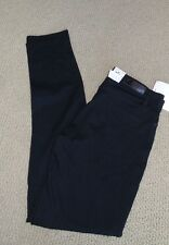 NEW NWT WOMENS CALVIN KLEIN JEAN LEGGINGS PONTE BLACK JEGGINGS PANTS SIZE 12
