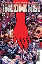 Incoming #1 Marvel Comics 2019  STOCK IMAGE