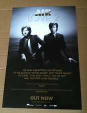 AIR 2009 Retail Store PROMO POSTER for Love CD MINT Never Displayed USA