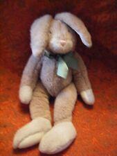 "Russ Berrie  ''Stuart'' Rabbit soft toy 14"" approx (B144)"