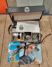Untested Canon Cine Zoom 512 Cine Camera [Needs Clean] [SPARES/REPAIR]