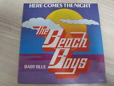 Single /  The Beach Boys – Here Comes The Night / NL PRESS / RAR /