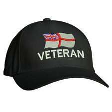 Royal Navy RN Veteran Embroidered Baseball, Army British Navy Forces Logo Hat
