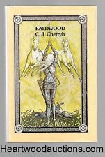 Ealdwood by C.J. Cherryh SIGNED LTD ED- High Grade
