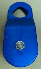 """*New* Rescue Systems Inc. (RSI) 2"""" Rescue Pulley - Blue Never Used"""