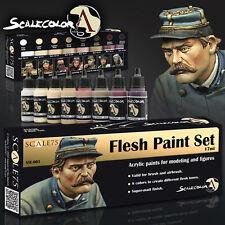 Scale 75 SCL-SSE-003 Scale Color- Flesh Paint Set