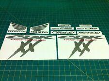 CBR 1100XX  XX Super Blackbird Metallic Replacement decals sticker kit