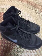 09cda13e4bbb NIKE MENS SON OF FORCE MID WINTER Shoes ALL Black 807242-009 b Size 9.5