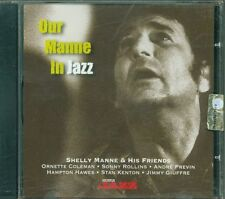 Our Manne In Jazz / Shelly Manne & His Friends (Ornette Coleman) Cd Vg