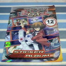 STICKERS ALBUM YU-GI-OH GX  SHONEN JUMP'S 1996 2004 KAZUKI TAKAHASHI AVEC POSTER