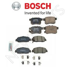For Bosch Set of Front & Rear Disc Brake Pads for Honda Accord 2013-2017