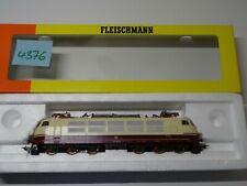 Fleischmann HO Art  4376 E-Lok BR 103 155-8 der DB    DC   Neu/OVP
