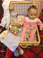 American Girl Bitty Baby Set - Doll Suitcase, Accessories & Clothes