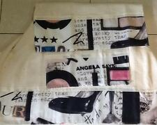 FASHIONISTA DIVA  3 PC. Towel Set - images of lips shoes makeup leopard