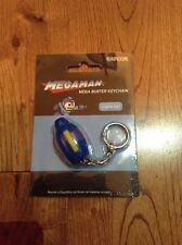 Megaman Mega Buster Keychain Promo Rare Limited Capcom Mega Man Retro Cosplay