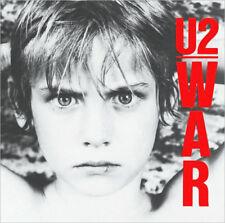 U2 – War REMASTERED 2 CD SET  NEW