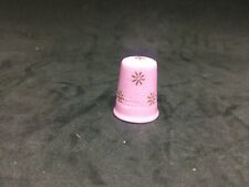 Limoges French Thimble Hand Painted (unused)