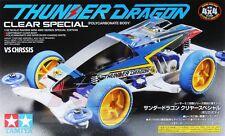 Tamiya 95336 1/32 Mini 4WD Car Kit VS Chassis Thunder Dragon Clear Body Special
