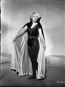 Marion Davies Breathtaking 1931 MGM Clarence S Bull Original 8x10 Negative