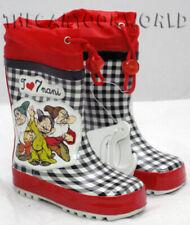 251d Bambini Scarpe Stivali Boots Scarpe invernali STIVALI PIOGGIA SCARPE PIOGGIA NUOVO