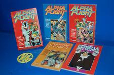 Lote comics Marvel ALPHA FLIGHT-nº 1 al 20 coleccion completa + ESTRELLA D NORTE