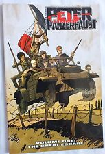 Peter Panzerfaust Graphic Novel - Volume 1 - The Great Escape - Image