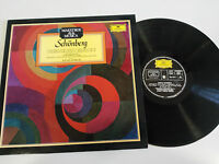 """ARNOLD SCHONBERG KUBELIK LP 12"""" VINYL VINILO VG+/VG+ 1989 DEUTSCHE GRAMMOPHON"""